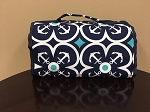 Weekend Roll Up Cosmetic/Toiletries Cosmetic Bag