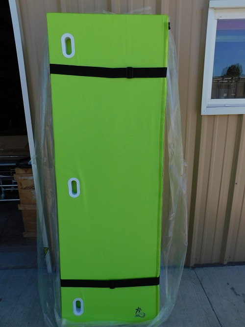 12' LIME GREEN GROUP - GEN 2 HEAVY DUTY DESIGN