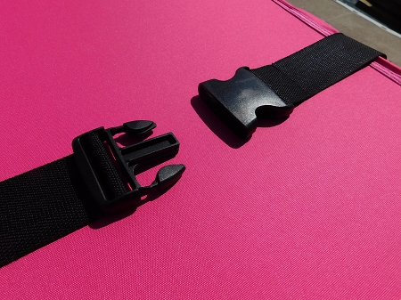 Buckle Storage Strap - Adjustable